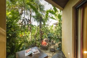 Pousada das Palmeiras Lagoa da Conceicao Florianopolis Suite jardim exterior